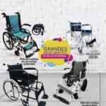 Catálogo de silla de ruedas para baño bogota en descuento