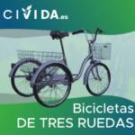 Análisis de triciclos adultos señoras en decathlon para comprar barato