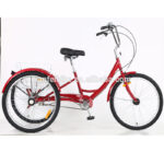 Lo mejor en triciclos adultos rojo – venta Online