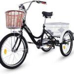 Review de triciclos adultos riscko eléctricos para comprar económicamente
