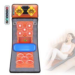 Selección de colchoneta masajes y calor para comprar On-Line